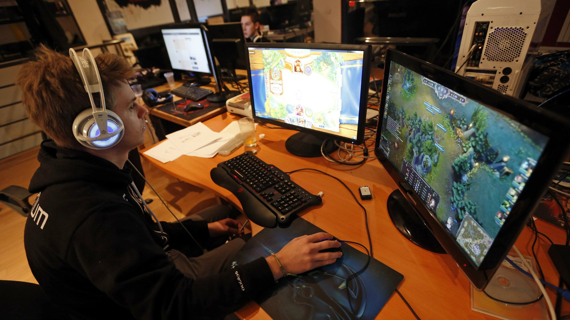 Why Do Gamers Buy Virtual Currency?